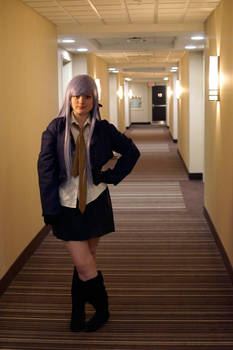 Kyoko Kirigiri at CON-G #4