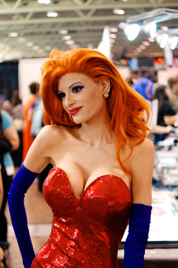 jessica rabbit live wallpaper