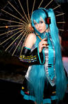 Classic Miku Hatsune Frost Con 2015 #21 by Lightning--Baron