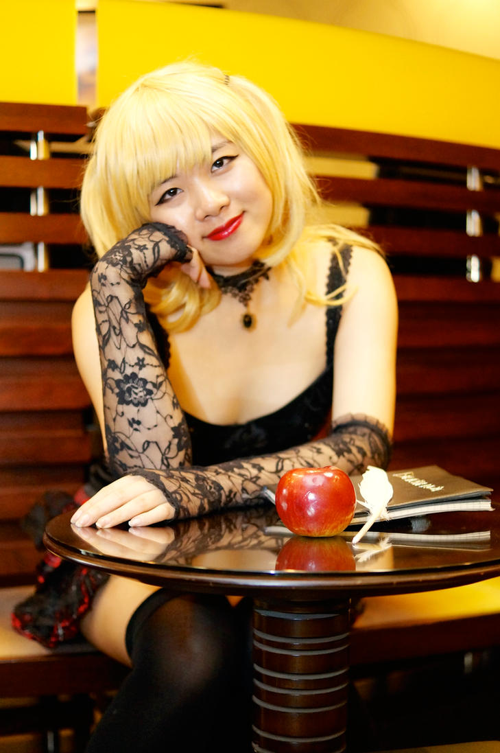 Misa Amane ConBravo 2015 #34 by Lightning--Baron