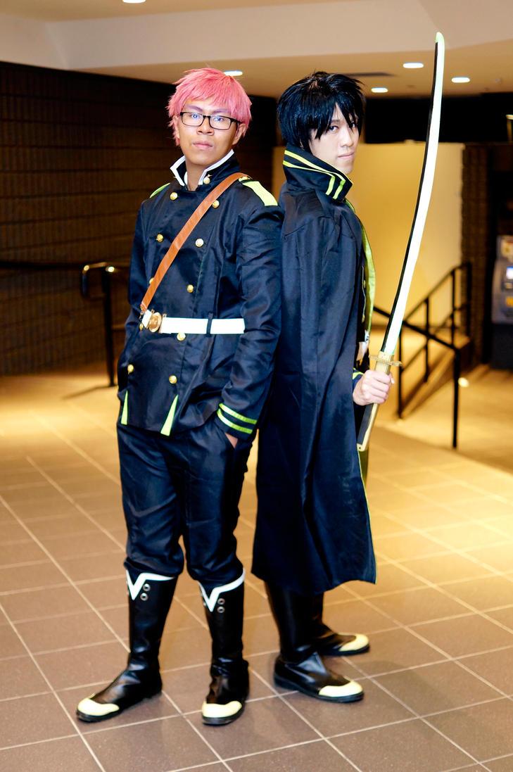 Shiho Kimizuki and Yuichiro Hyakuya Unplugged Expo by Lightning--Baron