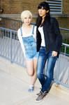 Qiu Tong and Sun Jing CHG Sept Meet 2015 #02