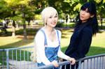 Qiu Tong and Sun Jing CHG Sept Meet 2015 #05