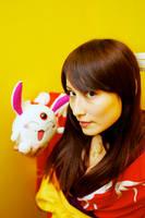 Yuuko Ichihara Anime Shogatsu 2016 #01 by Lightning--Baron