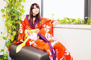 Yuuko Ichihara Anime Shogatsu 2016 #04 by Lightning--Baron