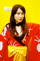 Yuuko Ichihara Anime Shogatsu 2016 #07 by Lightning--Baron