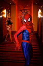 BlackCat and Spiderman MTAC/MTCC 2016 #10 by Lightning--Baron