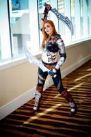 Katarina LoL MTAC/MTCC 2016 #10 by Lightning--Baron
