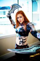 Katarina LoL MTAC/MTCC 2016 #12 by Lightning--Baron