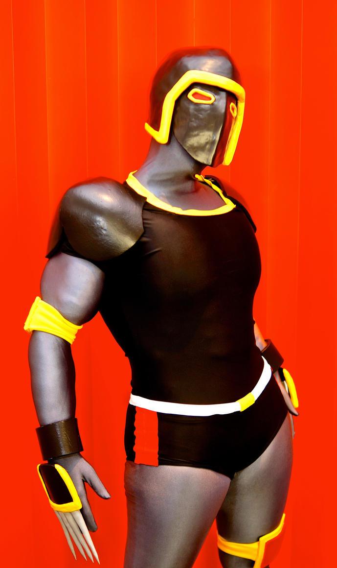 Warsman Ultimate Muscle MTAC/MTCC 2016 #02 by Lightning--Baron