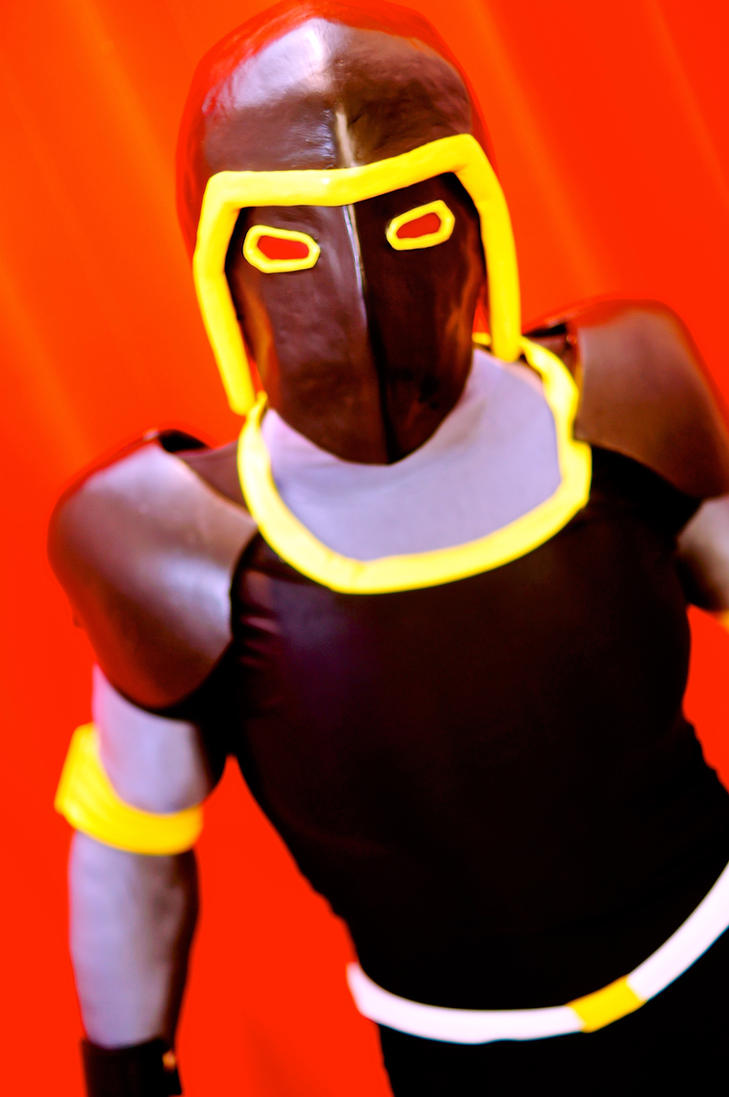 Warsman Ultimate Muscle MTAC/MTCC 2016 #05 by Lightning--Baron