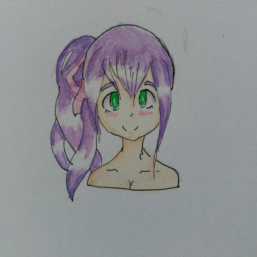 Purple by CelMW