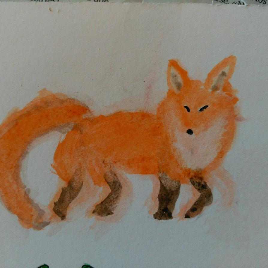Fox by CelMW