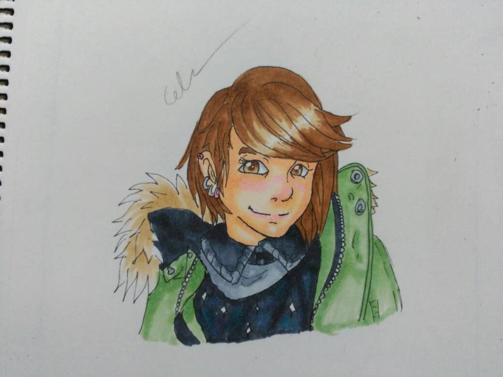 Self Portrait by CelMW