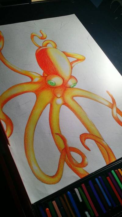 octopussy by DeltaAlternia77