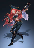 Miss Fortune by ICTUS7