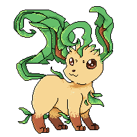 leafeon by iceiline