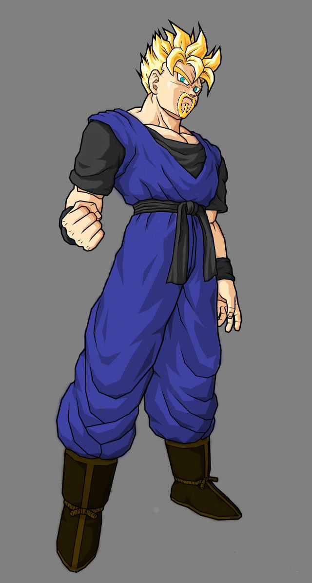 Kennstar Training Gi SSJ by kjstyles2x-treme