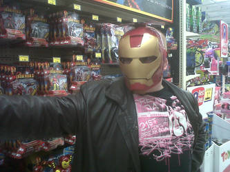 I am Iron-Guy lol by kjstyles2x-treme