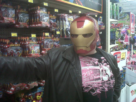 I am Iron-Guy lol