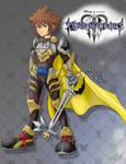 Kingdom Hearts - Armored Sora