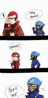 Pokemon Comic - The 'D'
