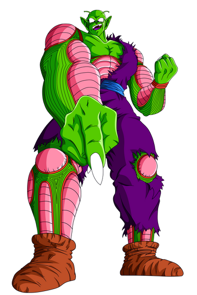 Piccolo Super Gigant Form by EmiyanSaiyan