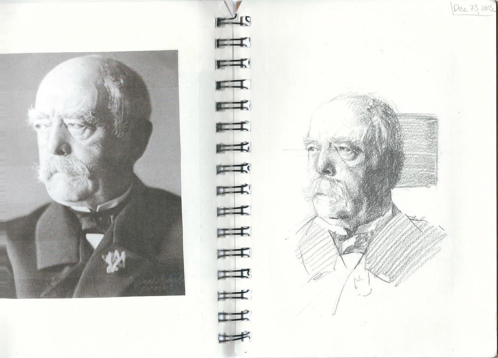 Portraits 98 by KlavensCartoons