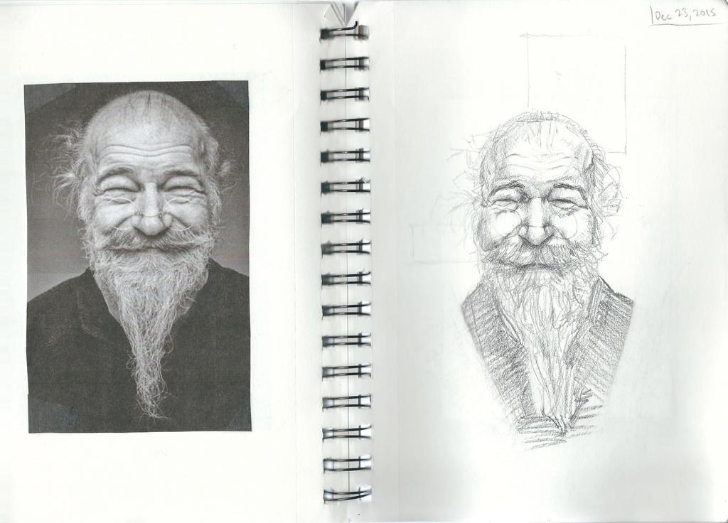 Portraits 99 by KlavensCartoons