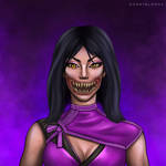 MILEENA - Empress of Outworld (Mortal Kombat)