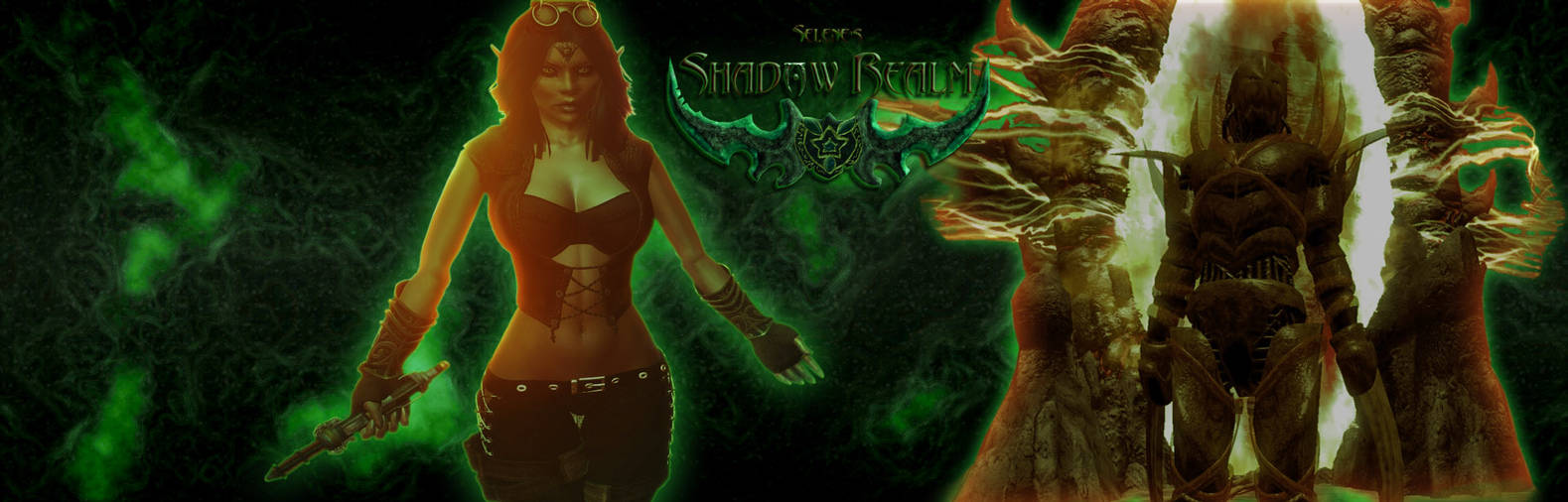 Selene's Shadow Realm - header image by VenusOfTheCrows