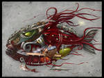 Angry Mechanical Fish 1