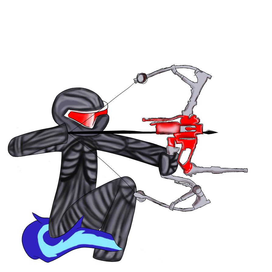 MrMarcel2605 Crysis 3 Predator Bow By Genesimmons90 On