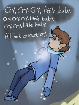 All babies must cry