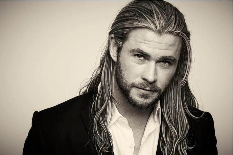 Chris Hemsworth Thor 6 By Thortheavengergod On Deviantart