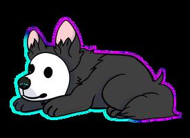 Good pupper by Sophie-artist321123