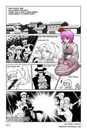 cyu fanart comic pg.1 by BeatusVir