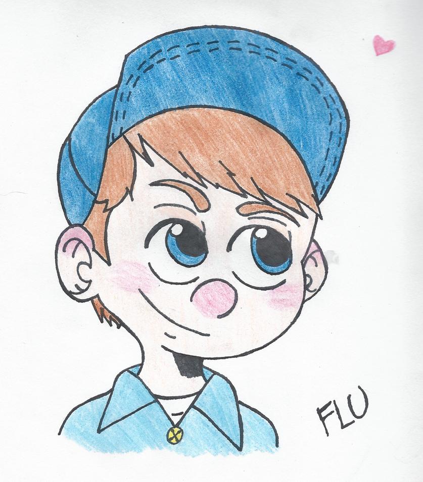 Fix It Felix Jr. by SprinklesTheInvader