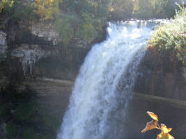 Minnehaha Falls #2 by RWilliam