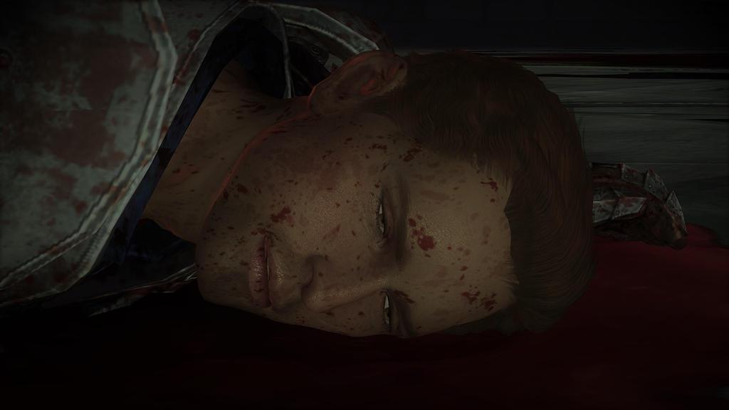 Bleeding out by AuroraNin