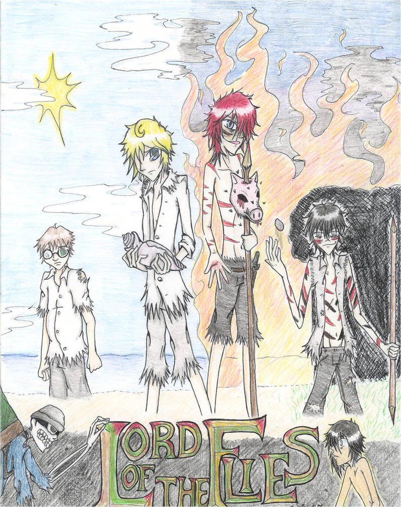 Lord of the flies by vamp666akuma on deviantart lord of the flies by vamp666akuma biocorpaavc Image collections