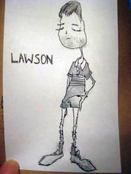 Lawson by sahrawr