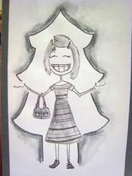 Shopaholic Lana by sahrawr