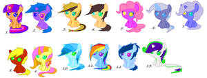 Mlp Shipped Adopts [OPEN]