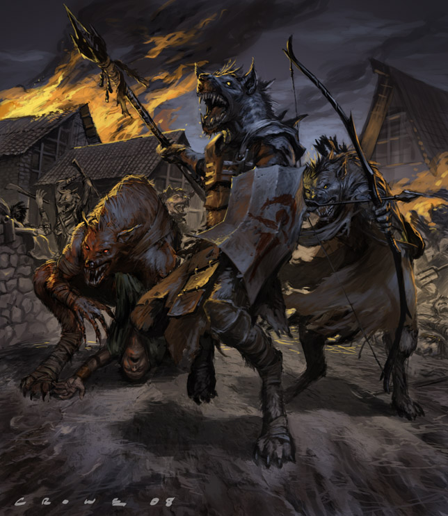 Marauders by StephenCrowe