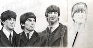 The Beatles Drawing (undone)