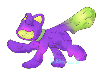 Toxic the jellocat (((: by PinkPegacornNA