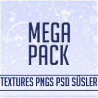 MEGA PACK 01 by serap07