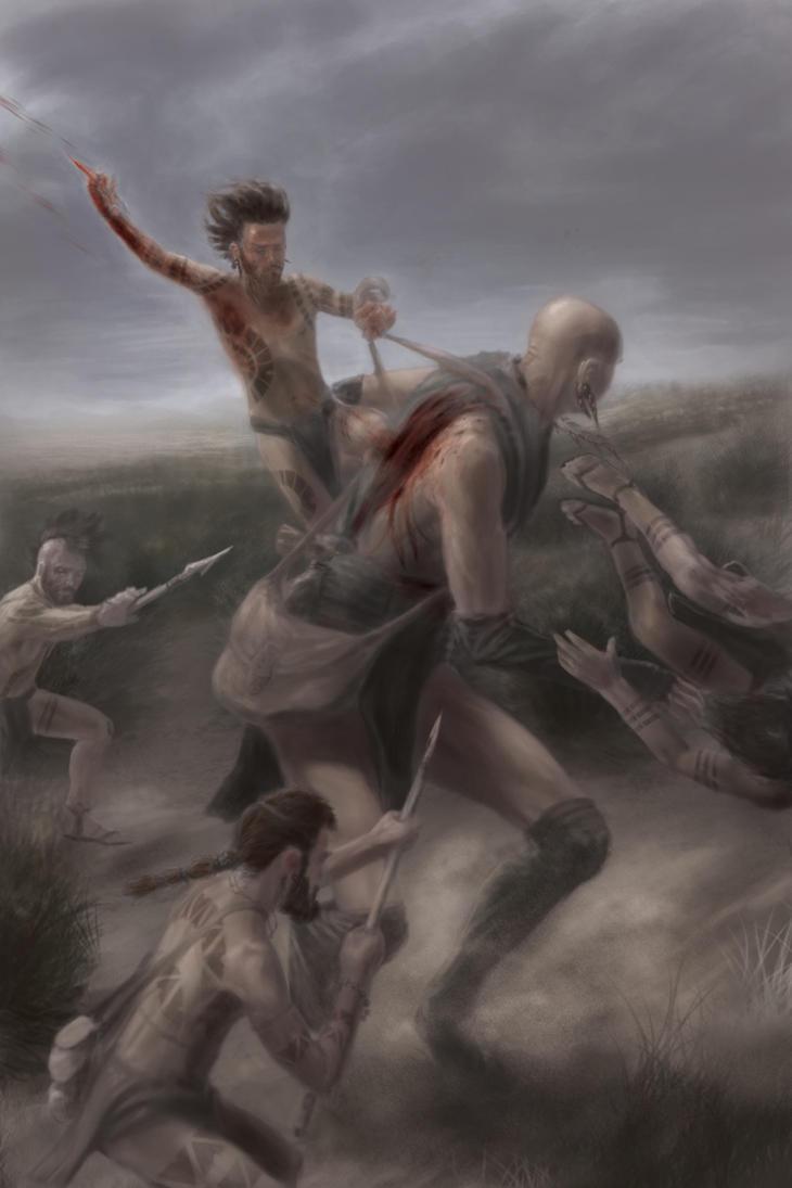 Hunt of the Nephilim b...