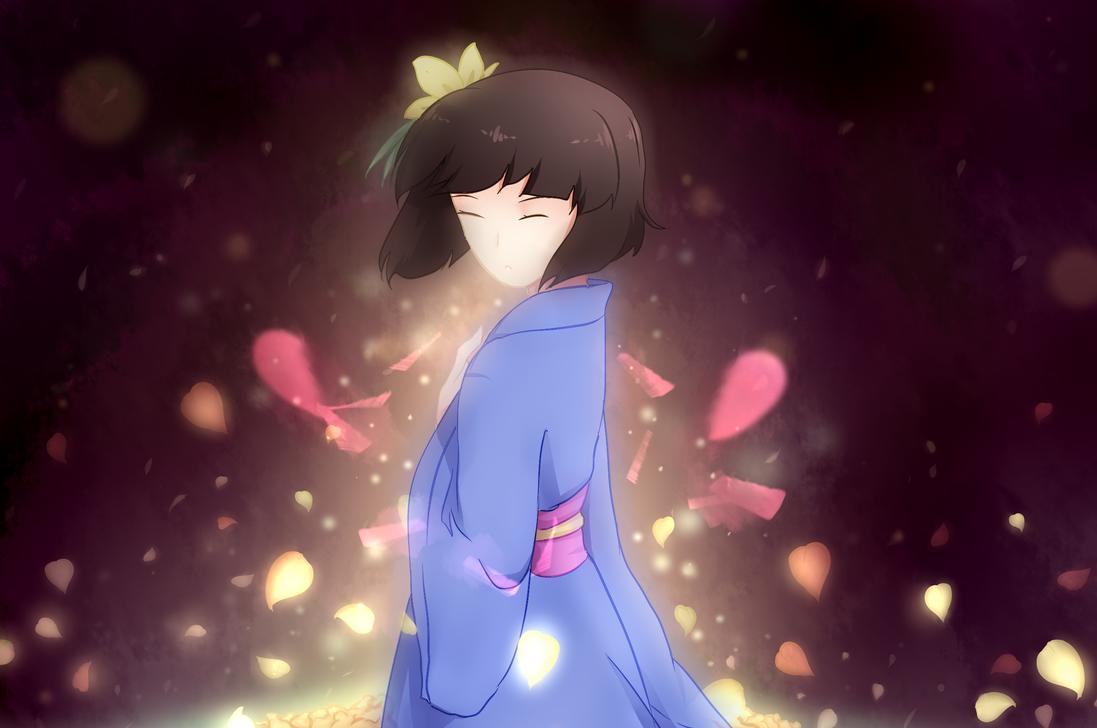 Kimono Frisk by LENK64